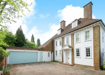 Thumbnail 5 bedroom detached house to rent in Warwicks Bench, Guildford