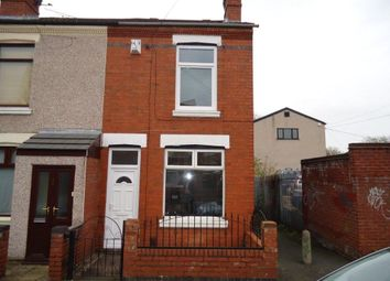 Thumbnail 2 bedroom terraced house to rent in Westwood Road, Earlsdon, Coventry