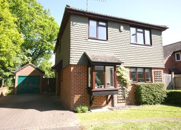 Thumbnail 4 bed detached house for sale in Cogdean Close, Corfe Mullen, Wimborne