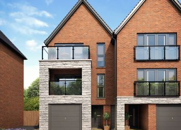 "Thumbnail 4 bed end terrace house for sale in ""Lancaster End"" at Begbrook Park, Frenchay, Bristol"
