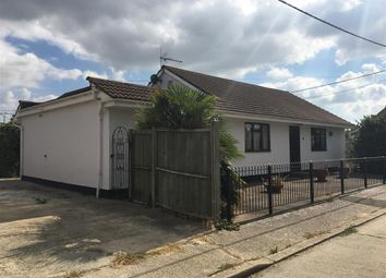 Thumbnail 3 bed detached bungalow for sale in Southwick Gardens, Canvey Island