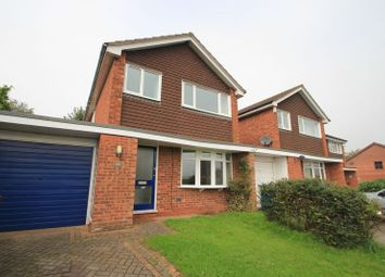 Thumbnail 3 bedroom detached house to rent in Gleneagles Drive, Stafford