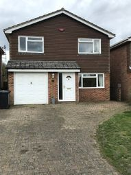 Thumbnail 4 bed detached house to rent in Chestnut Way, Takeley, Bishop's Stortford, Hertfordshire
