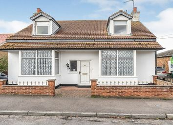 Thumbnail 3 bed detached house for sale in The Crescent, Minster On Sea, Sheerness
