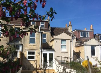 Thumbnail 3 bed terraced house for sale in Queenwood Avenue, Bath