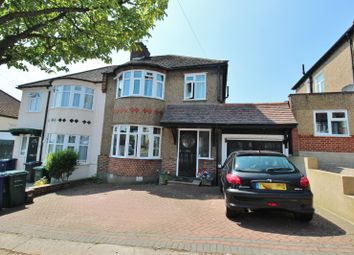 Thumbnail 3 bed semi-detached house to rent in Hillside Gardens, Barnet, London