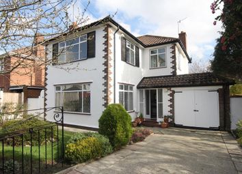 Thumbnail 4 bed detached house to rent in Fawley Road, Calderstones, Liverpool