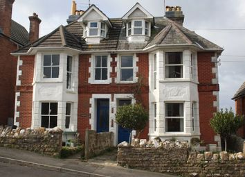 Thumbnail 5 bed semi-detached house for sale in Newton Road, Swanage