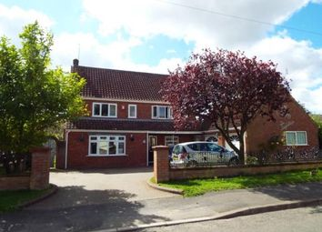 Thumbnail 4 bed detached house for sale in Dove House Row, Norwich Road, Swaffham