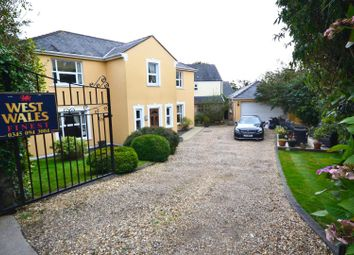 5 bed detached house for sale in Bryn Hir, Old Narberth Road, Tenby SA70