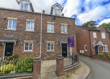 Thumbnail 3 bed end terrace house for sale in Pooler Close, Wellington, Telford, Shropshire