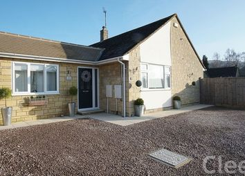 Thumbnail 3 bed bungalow for sale in Beverley Gardens, Woodmancote, Cheltenham