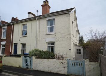 Thumbnail 3 bed end terrace house for sale in Polden Road, Salisbury