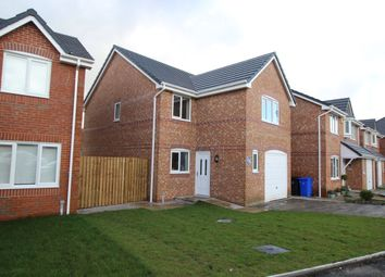 Thumbnail 4 bedroom detached house for sale in Pennine View, Farrington, Bacup