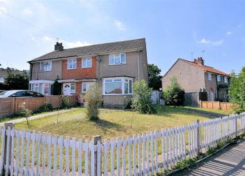 3 bed semi-detached house for sale in Lyndhurst Road, Tilehurst, Reading RG30