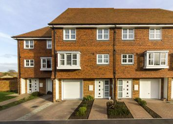 Thumbnail 4 bed town house for sale in Willowbank, Sandwich