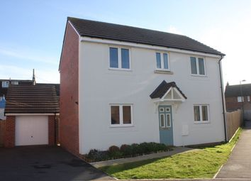Thumbnail 3 bed detached house to rent in Herman Way, Old Sarum, Salisbury
