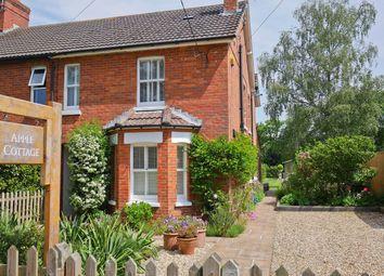 Thumbnail 3 bed semi-detached house for sale in Tattenham Road, Brockenhurst