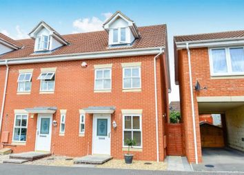 Thumbnail 3 bed end terrace house for sale in Stutts End, Cotford St. Luke, Taunton, Somerset