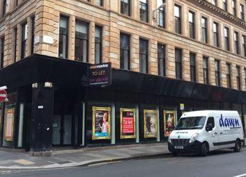 Thumbnail Retail premises to let in 59, Bell Street, Glasgow