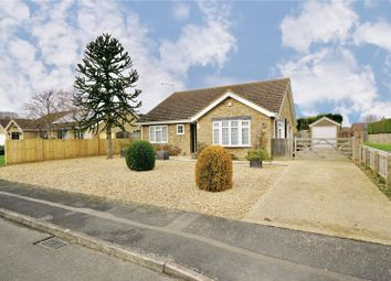 Thumbnail 3 bedroom bungalow for sale in Eastwood, Chatteris, Cambridgeshire