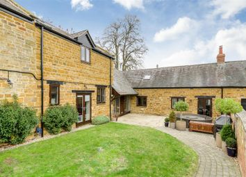 Thumbnail 4 bedroom barn conversion for sale in Mews Court, Chapel Brampton, Northampton