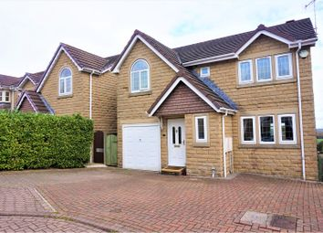 Thumbnail 4 bed detached house for sale in Manor Park, Dewsbury