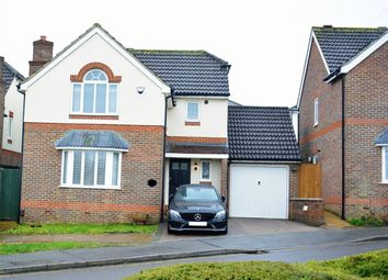 Thumbnail 3 bed detached house to rent in St. Elizabeth Drive, Epsom