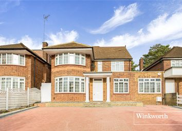 Thumbnail 6 bed detached house for sale in St. Mary's Avenue, Finchley, London