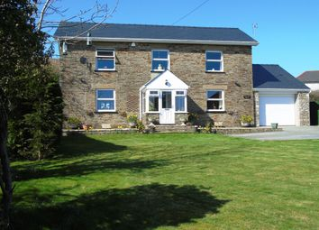 Thumbnail 4 bed detached house for sale in Llwyn-On Crescent, Oakdale, Blackwood
