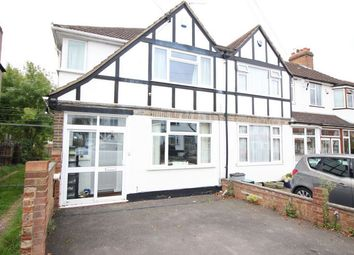 Thumbnail 3 bedroom end terrace house to rent in Aylesford Avenue, Beckenham, Kent