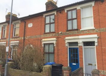 2 bed terraced house for sale in Norfolk Road, Ipswich IP4