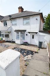 Thumbnail 3 bed end terrace house for sale in Hartley Road, Kingstanding, Birmingham