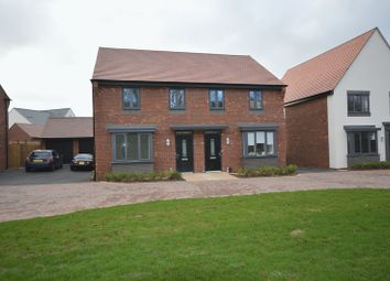 Thumbnail 3 bed semi-detached house to rent in Bickerton Grove, Telford