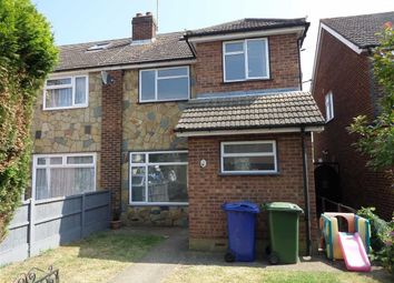 Thumbnail 4 bed semi-detached house to rent in Central Avenue, Stanford-Le-Hope, Essex
