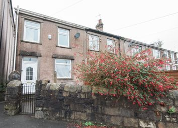 Thumbnail 2 bedroom terraced house for sale in Westend Terrace, Ebbw Vale