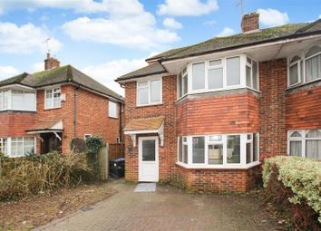 Thumbnail 4 bed semi-detached house to rent in Station Road, Burgess Hill