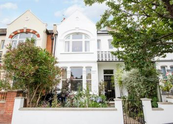 Thumbnail 4 bed terraced house for sale in Drayton Road, London