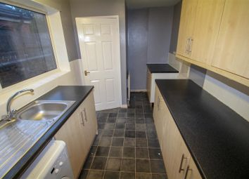 Thumbnail 3 bed terraced house to rent in Madeley Street, Silverdale, Newcastle-Under-Lyme