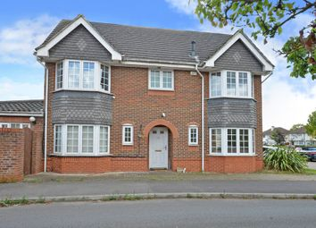 Thumbnail 5 bed detached house for sale in Woodland Walk, Aldershot