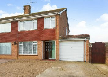 Thumbnail 3 bed semi-detached house for sale in The Heath, Whitstable, Kent