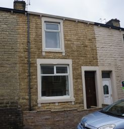 Thumbnail 2 bed terraced house to rent in Buxton Street, Oswaldtwistle, Accrington