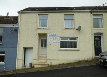 3 bed terraced house for sale in Garreg Road, Pontycymer, Bridgend. CF32