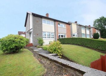 Thumbnail 2 bed semi-detached house for sale in Hillswick Crescent, Glasgow, Lanarkshire