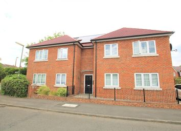 Thumbnail 2 bed flat for sale in 42 Limebush Close, New Haw, Surrey