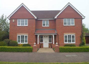 Thumbnail 5 bedroom property to rent in Cotswolds Way, Calvert, Buckingham