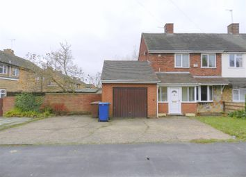 Thumbnail 2 bed semi-detached house to rent in Banbury Road, Cannock