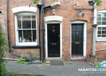 Thumbnail 2 bedroom terraced house to rent in Frankley Terrace, Harborne