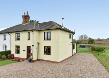 Thumbnail 3 bed cottage for sale in Tathwell, Louth