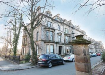 Thumbnail 1 bed flat to rent in Devonshire Terrace, Glasgow